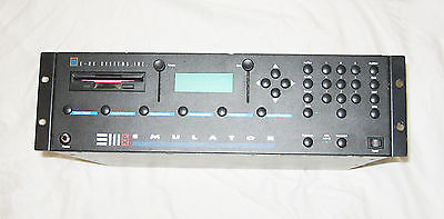 E-MU EMULATOR IIIXP 3XP Professional Rack Sampler. Model-6100. Made in USA