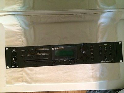 E-mu systems ESI4000 Digital Sampler
