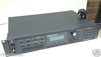((( ((( ((( EMU ESI 4000 TURBO STEREO SAMPLER  WORKING ORDER ))) ))) )))