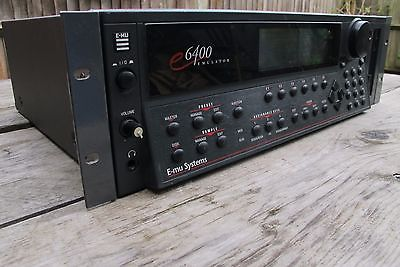 E-Mu E6400 Emulator professional Digital Sampler